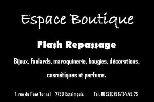 Flash repassage boutique